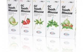 Tooth Mousse - Какво е и как се използва?