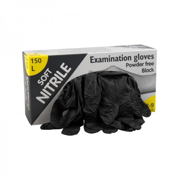 150 бр. Нитрилни ръкавици - Eurogloves