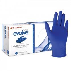 300бр. Нитрилни ръкавици Evolve