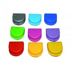 Ортодонтски кутии - големи - Цветни