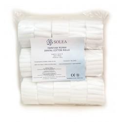 2 пакета - Памучни ролки - Solea - нестерилни