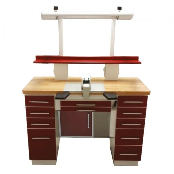 DS LUX 126 - Зъботехническо работно бюро