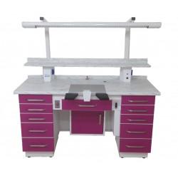 DS LUX 165 - Зъботехническо работно бюро