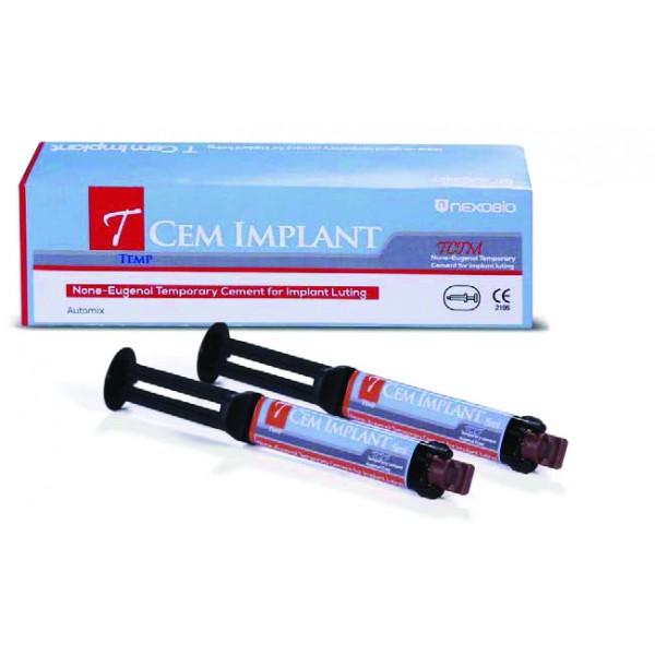 T Cem Implant - Временен цимент без евгенол за импланти