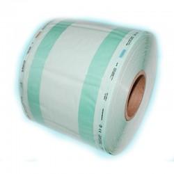 100mm x 100m - Ролка за стерилизация със сгъвка
