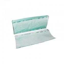 Несамозалепващи се пликове за стерилизация 100мм х 270мм (100 бр.)