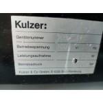 Употребяван Полимеризатор KULZER 2,5 bar