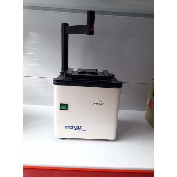 Употребяван лазерен пин апарат -Zeiger Express Girrbach